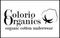 Colorio european pants, organic cotton