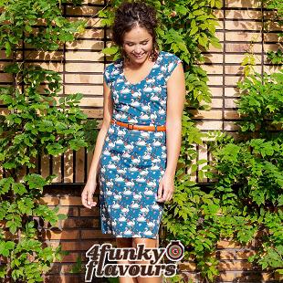 4FunkyFlavours,  vêtements femme oekotex et vintage