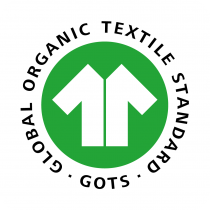 Ethical clothing in certified organic cotton GOTS