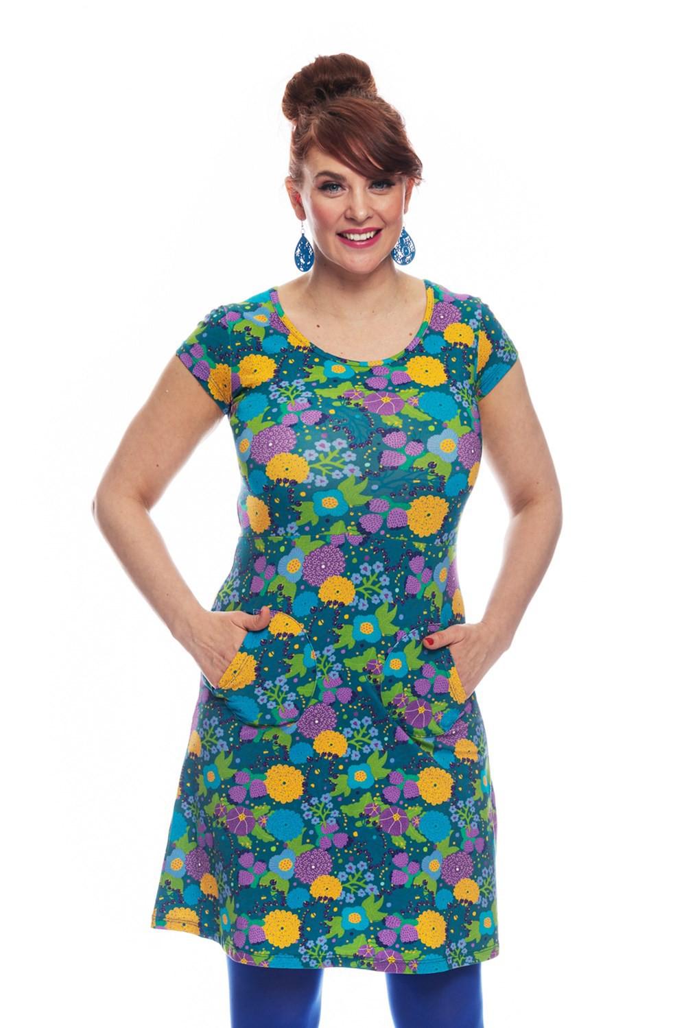Flower dress Cissi och Selma, Asta