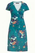 King Louie floral cross dress, Cross Pomona