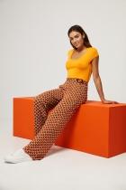Surkana wide trousers