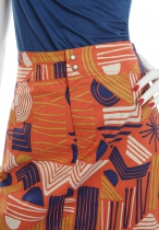 Skirt geometric Princess Nomad reasons star 1
