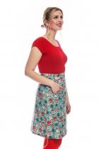 Print Skirt Selma Cissi Osh, Sonja Teapot