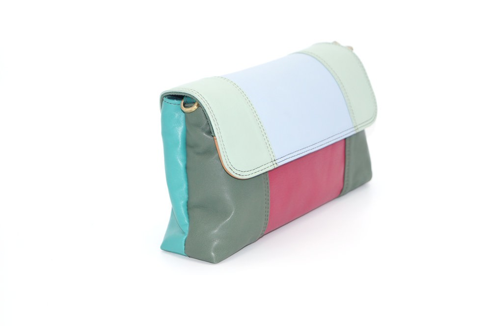 Bag unique style leather pouch # 9