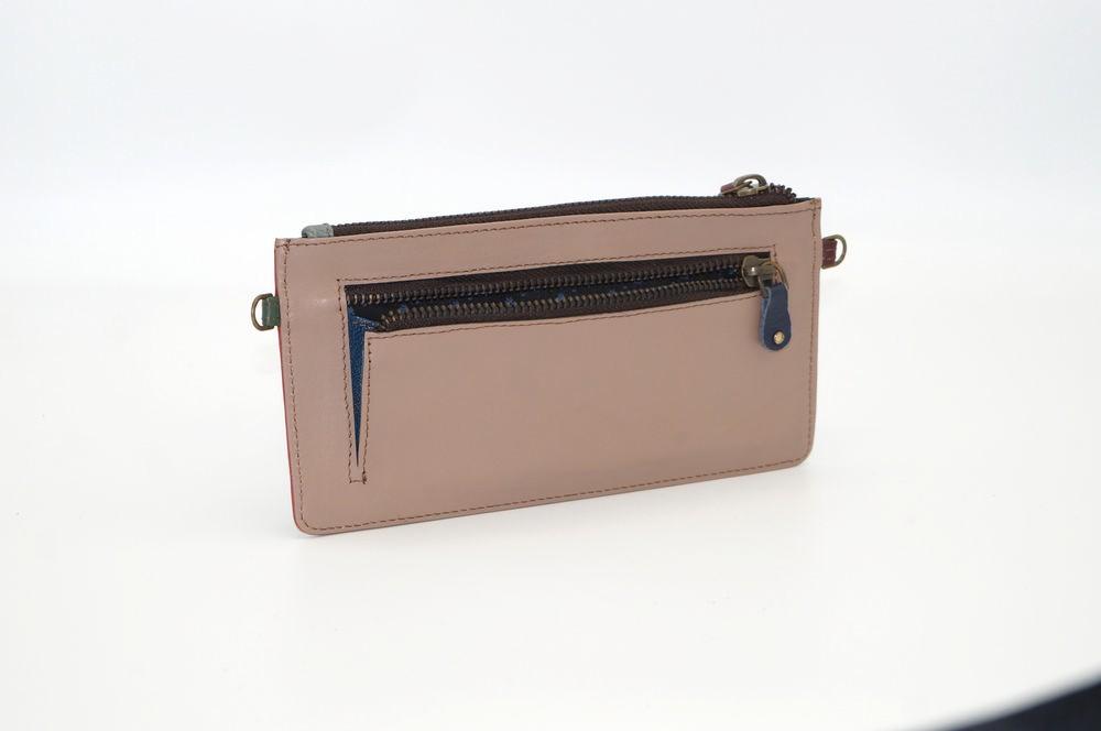 leather wallet / Companion single woman # 2 model