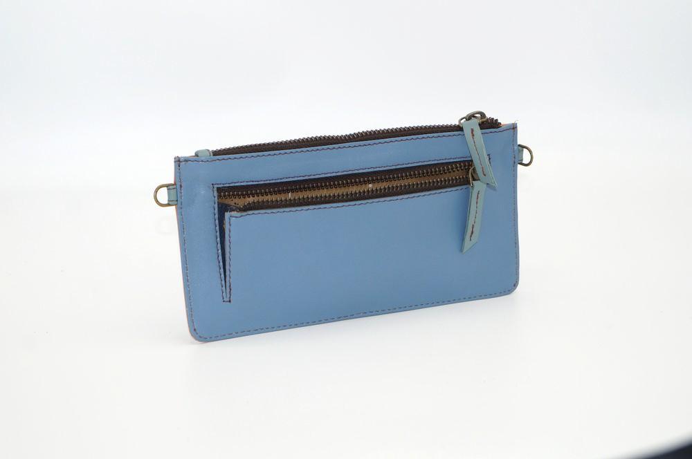 leather wallet / single model Companion woman # 3