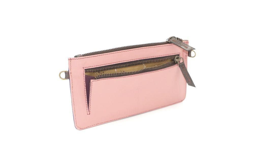 leather wallet / single model Companion woman # 9
