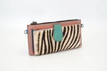 leather wallet / Companion unique model woman # 11