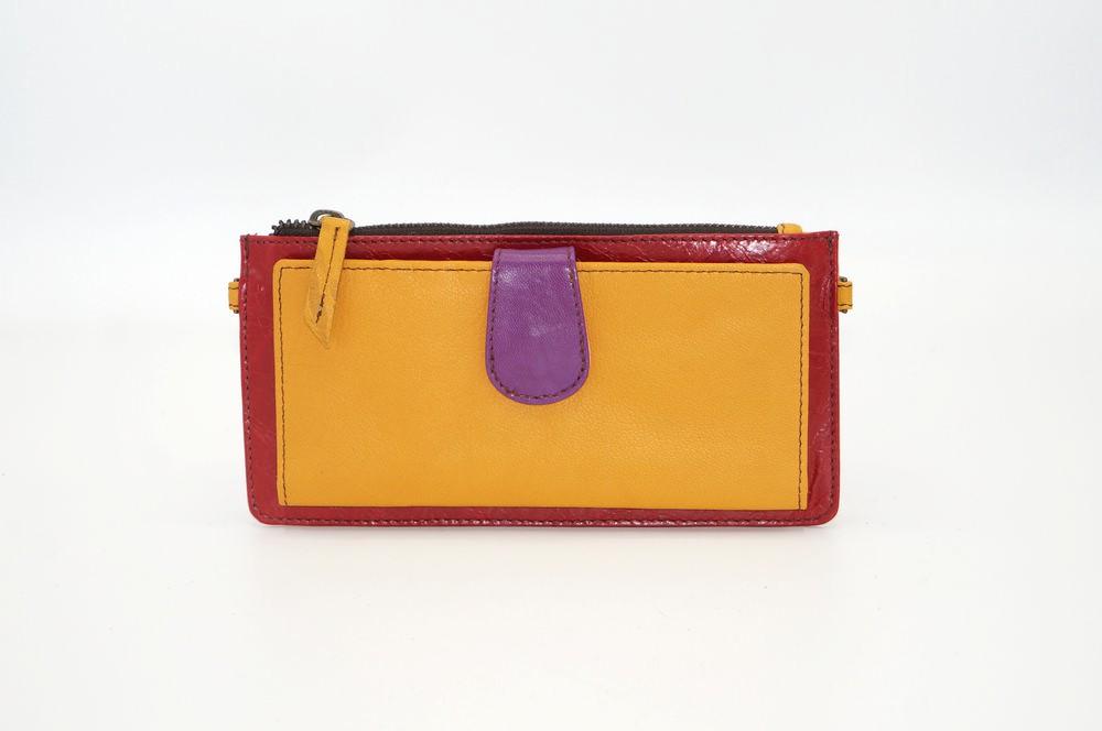 leather wallet / single model Companion woman # 12