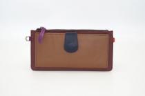 leather wallet / single model Companion woman # 13