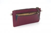leather wallet / Companion unique model woman # 14