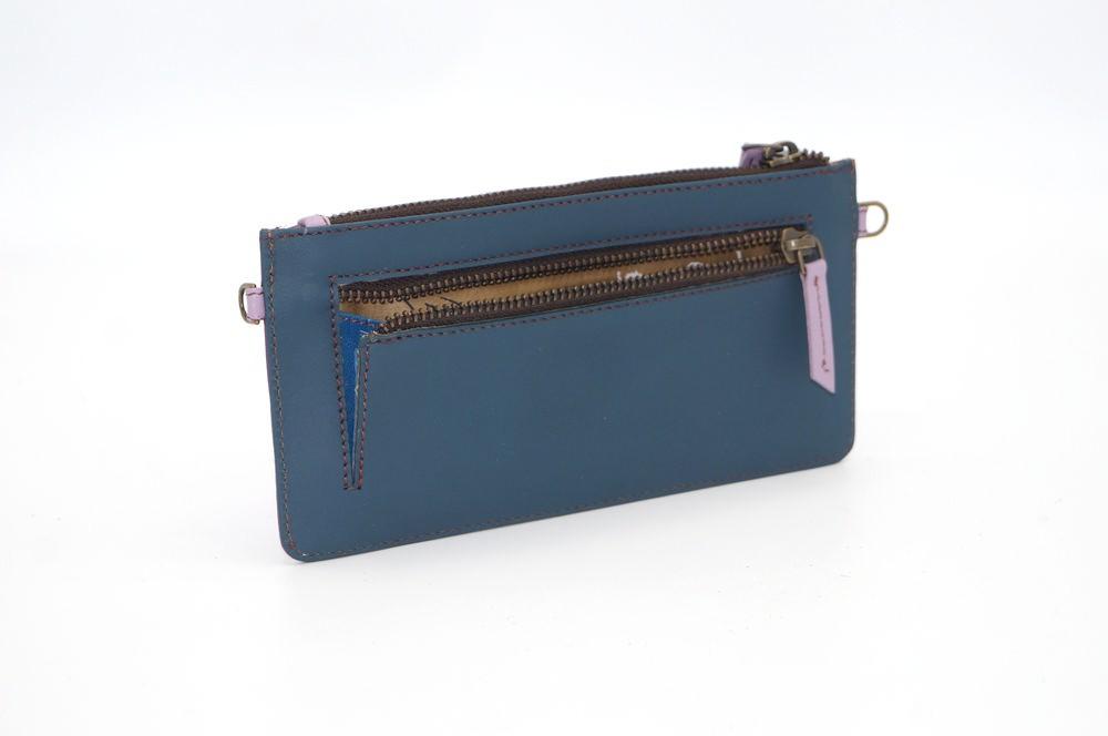 leather wallet / Companion unique model woman # 16