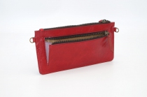 leather wallet / single model Companion woman # 17