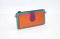 leather wallet / single model Companion woman # 18