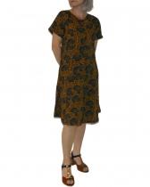 Sleaveless dress Bla Bla, very original dress