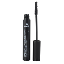 Waterproof Mascara Black Organic Avril