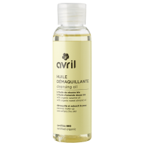 Certified Organic Cleansing Oil, Avril Beauté