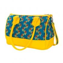 Bowling Handbag, Bibop & Lula, women french brand, printed handbag