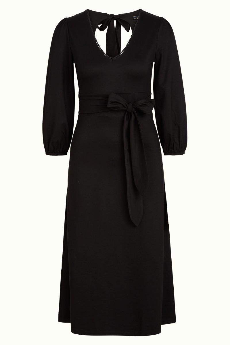 King Louie chic black dress, Shiloh