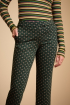 King Louie retro trousers, Luz Brioche