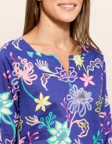 Tunic Laurie Jakarta Electric Bride Mekong