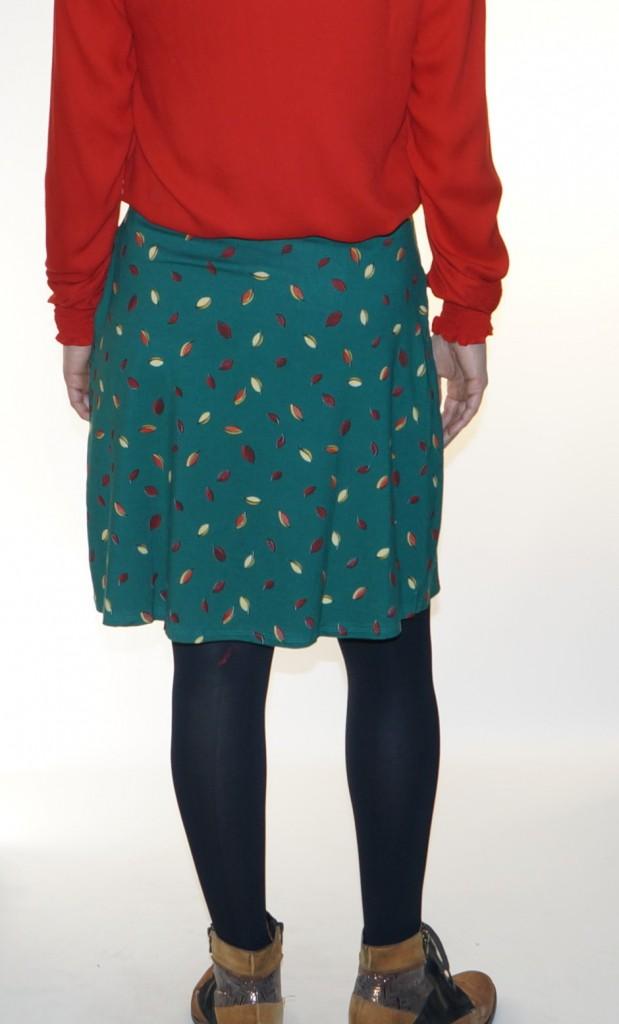 Line Skirt buttoned Blanca 1 Princess Nomad