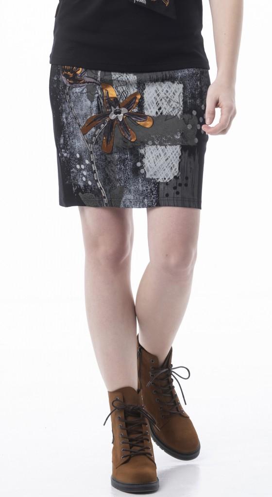 Straight skirt Fondant Mamatayoe