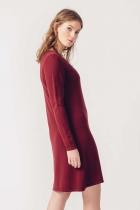 Sweater Dress burgundy Gorane SKFK