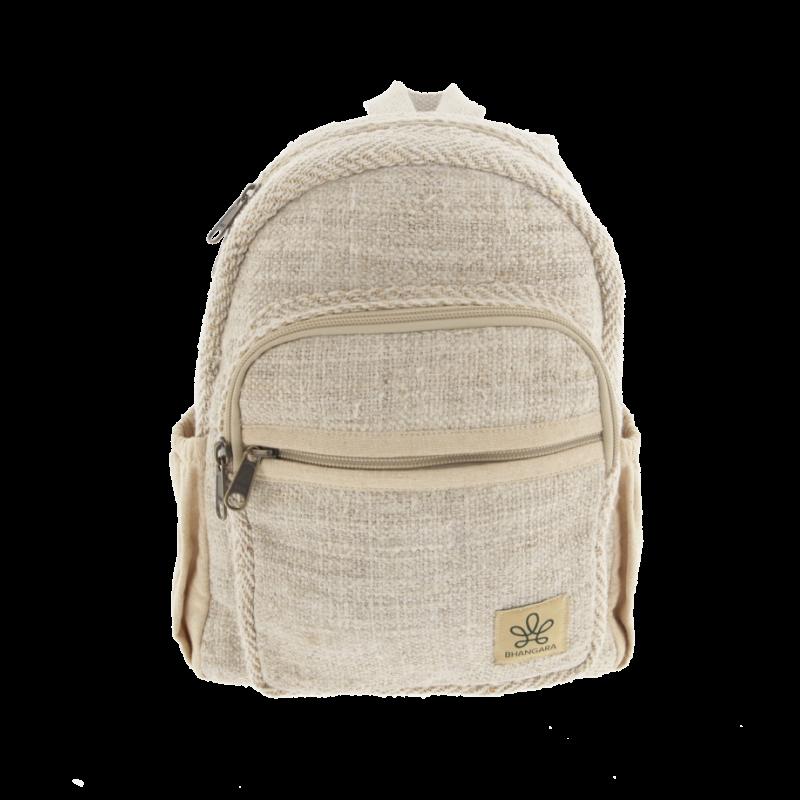 Bag ecological and ethical backs hemp Bhangara