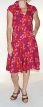 Superb original dress Dita Pink Kali Yog