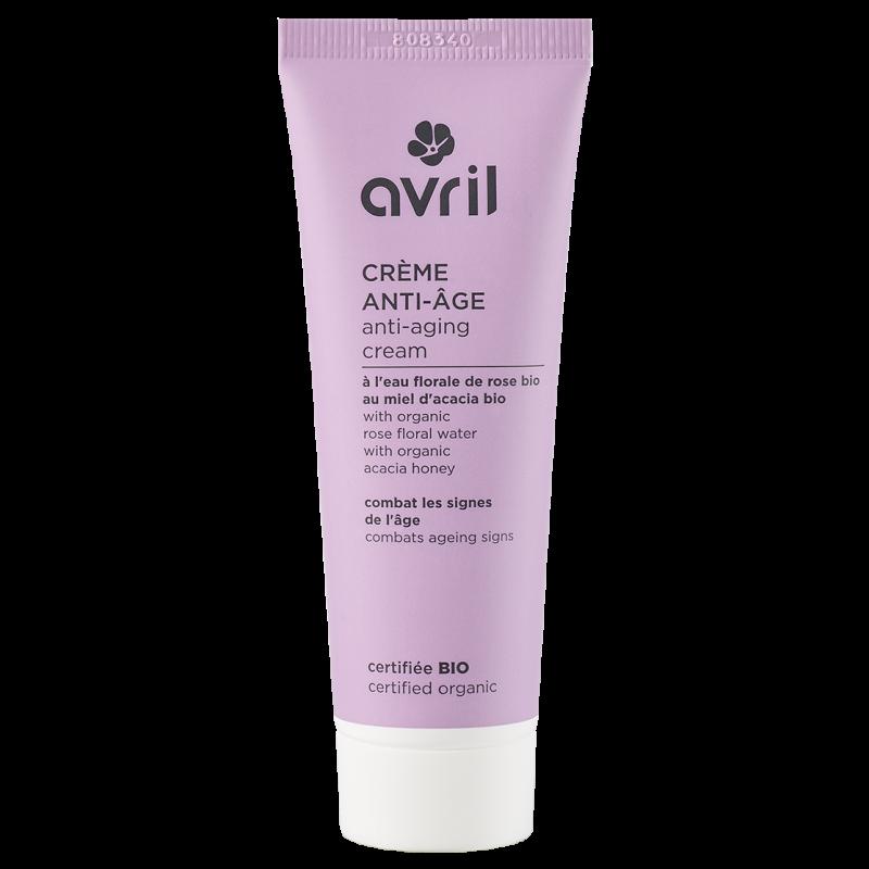 Anti-Aging Cream 50ml - Certified Organic cosmetic Avril