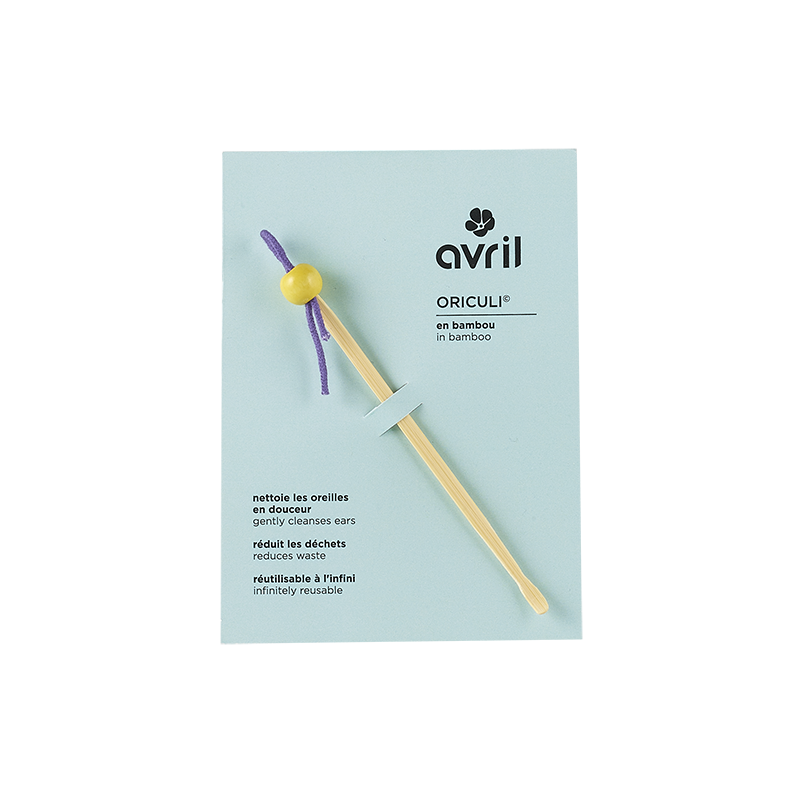 Oriculi Cotton swabs Avril ecological cosmetics