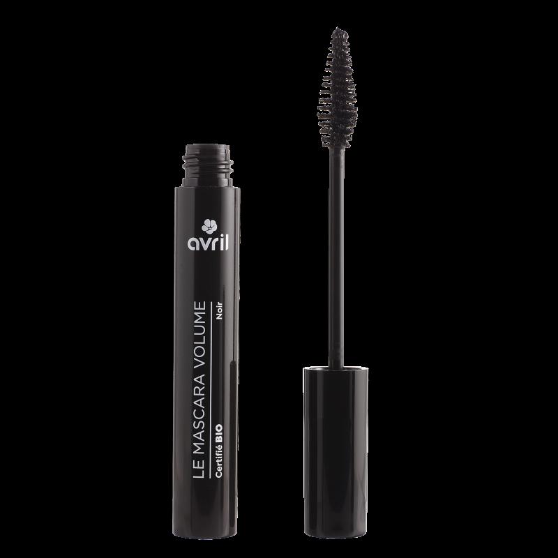 Volume Mascara Black Certified Organic cosmetic Avril