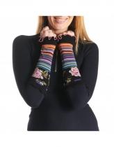 multicolored mittens Baya Dub & Drino