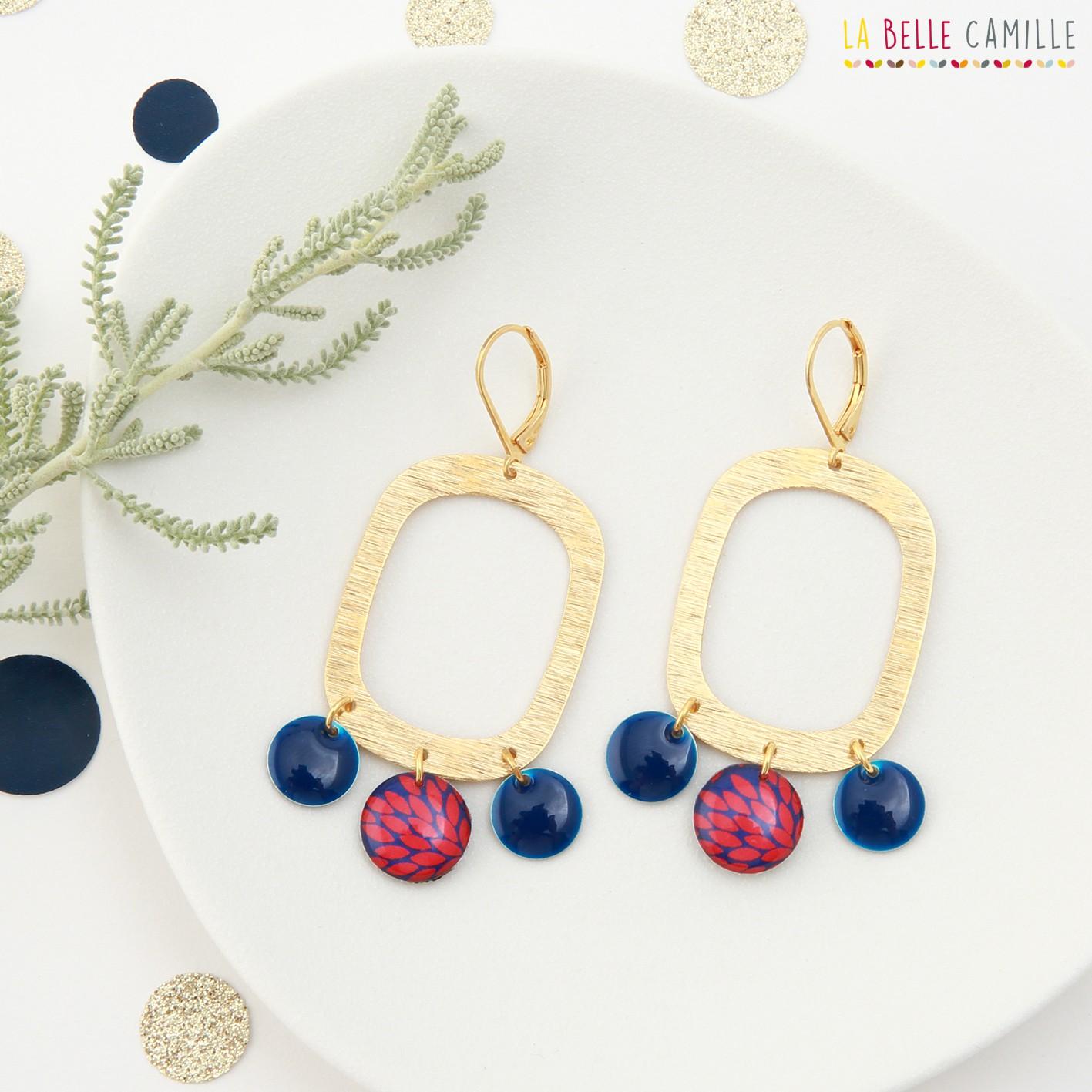 Great original ear loop Frida Gold Belle Camille