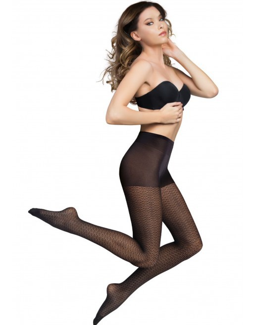 Fishnet Tights fancy chic and sexy Sanpellegrino Doily