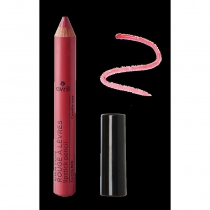 Pencil lipstick Pink Camellia Certified Organic cosmetic Avril