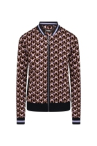 Vintage jacket zipped FunkyFlavours Can not You See