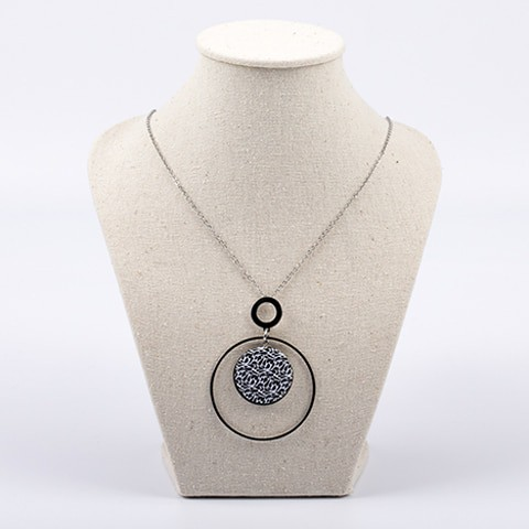 Original Necklace circle, small support for Yaya Factory magnets