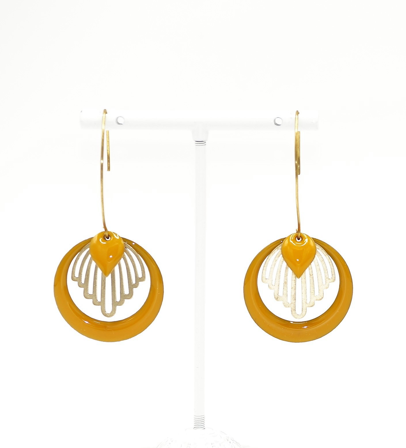 Retro Amy earrings, Be Chic Jewels