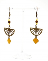 Long Earrings Tracy, Be Chic Jewels