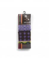 2 2 paires de chaussettess homme Mix Max Dub Et Drino Pop