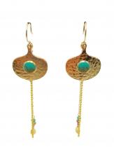 Boucle pendantes wallis Sosol & Sea