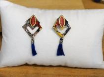 Leksart (bijoux en papier japonais)