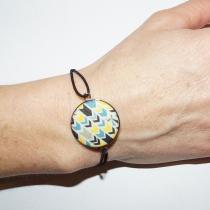 Bracelet élastique 25 mm Yaya Factory