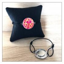 Bracelet élastique support 25 mm Yaya Factory