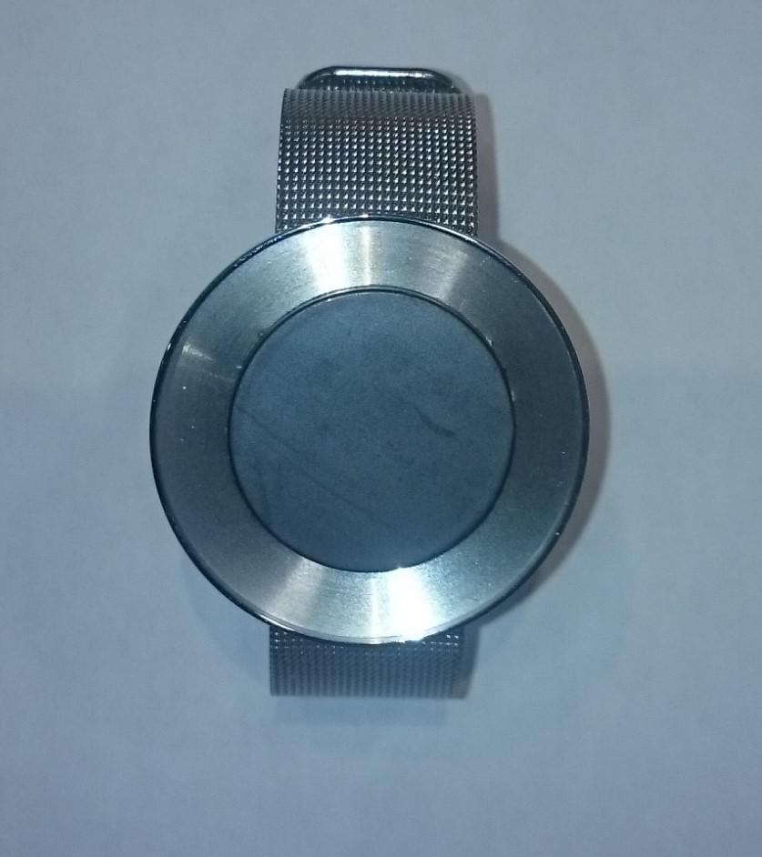 Bracelet montre acier 38 mm Yaya Factory