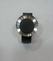 Bracelet montre noir 38 mm Yaya Factory