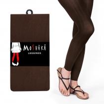 Brown leggings Moshiki onesize fits all, worldwide shipping